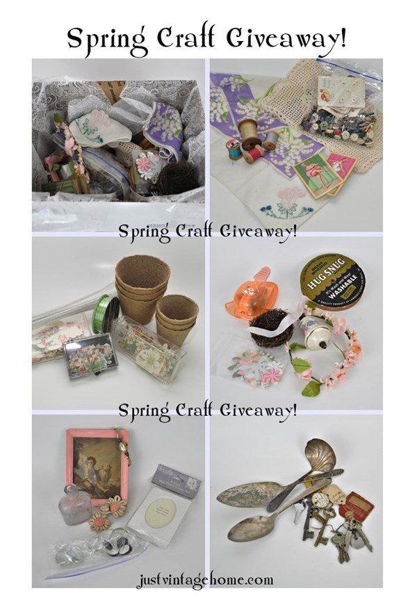 Spring 2017 Craft Box Giveaway