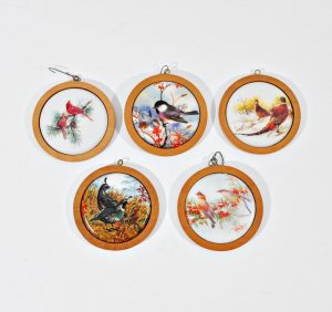 Hallmark Wildlife Ornaments
