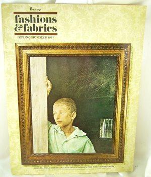 1967 Penney's Fashion Magazine