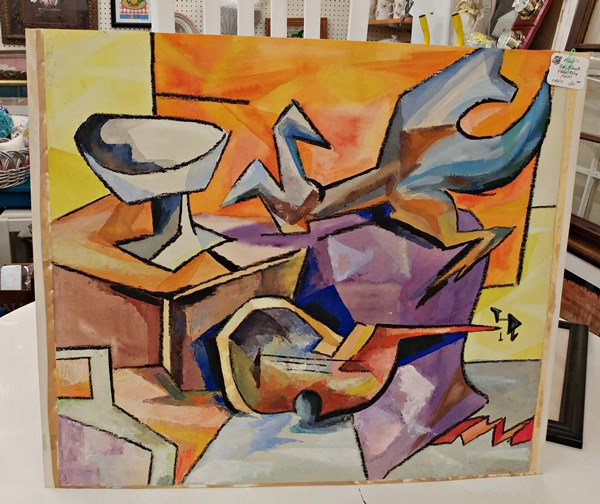 1960's Abstract Painting