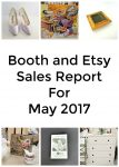 April Fails Brings May Sales - Sales Report for May