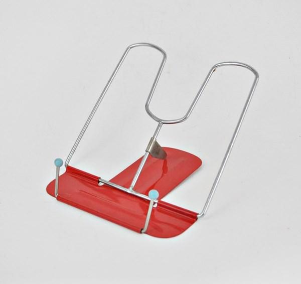 MCM metal folding book stand