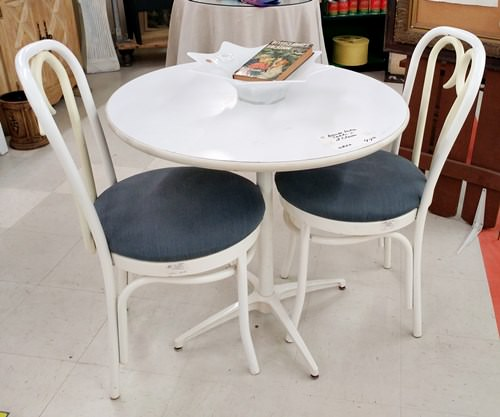 Small Patio Table and Chairs