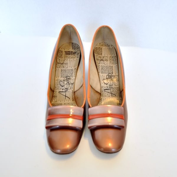 Vintage Air Step Shoes