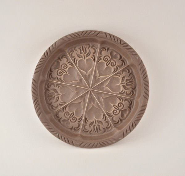 Heartstone Shortbread Mold