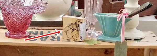 Cocker Spaniel Stamp