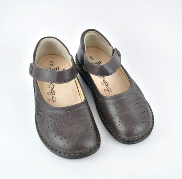 Finn Comfort Mary Jane Shoes