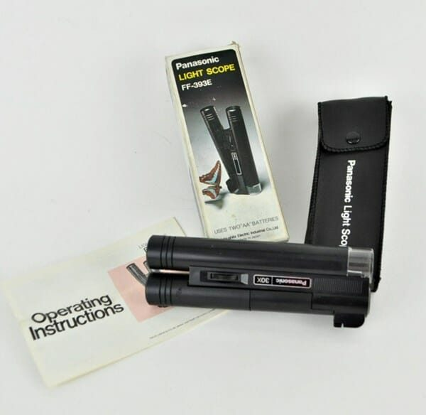 Panasonic light scope