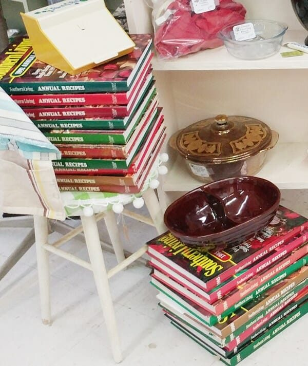 Southern Living Cookbooks