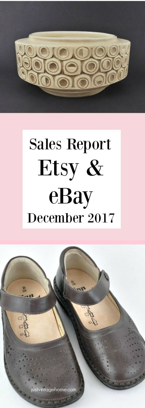 Booth and Etsy Sales Report for December 2017