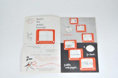Etch A Sketch instructions