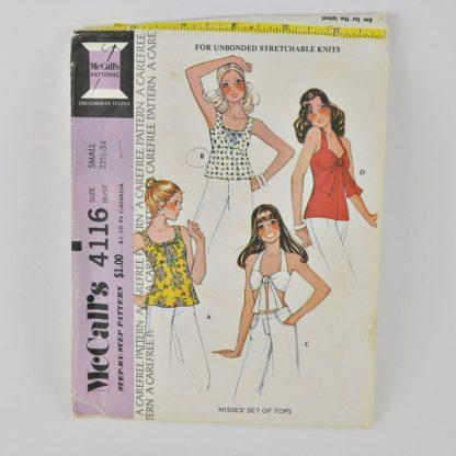 Vintage McCall's pattern 4116