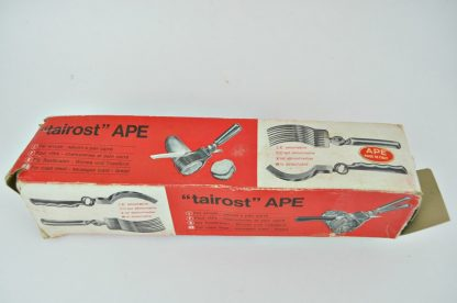 Vintage meat slicer - the Tiarost APE