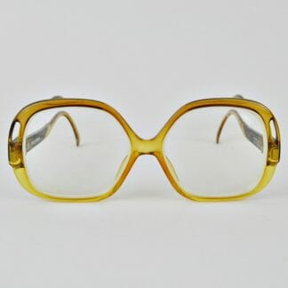 Oversize vintage Playboy eyeglasses from the 1980's for sale at Just Vintage Home.