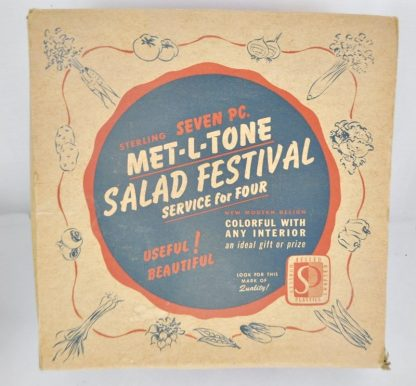 Met-L-Tone Salad Festival box