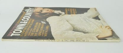 Spine of June 1967 Town & Country Magazine
