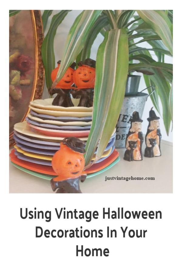 Halloween Decor Pinterest Pin