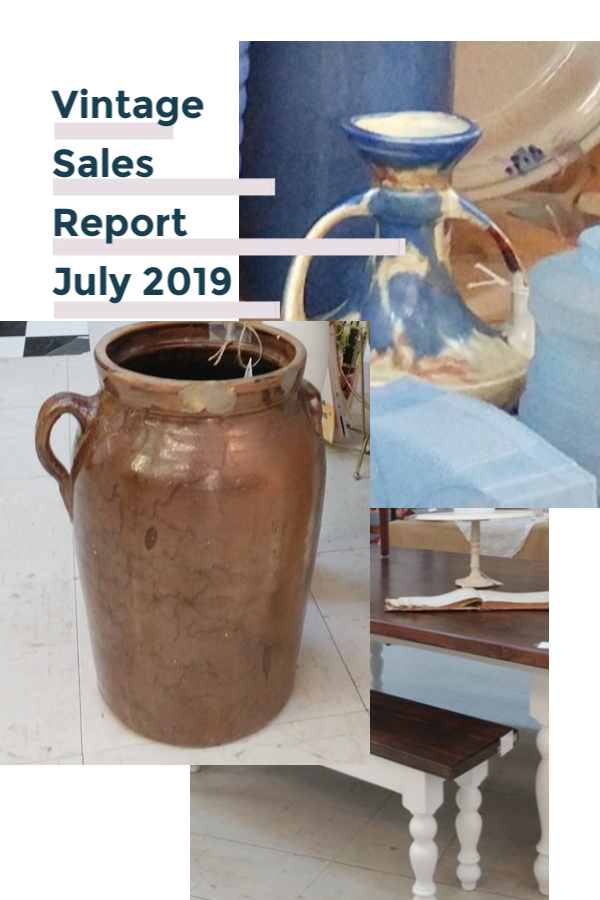 July 2019 Sales Report