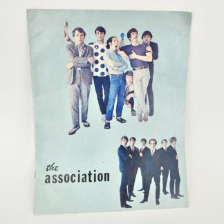 The Association Concert Tour Book from the 1967 Renaissance Tour