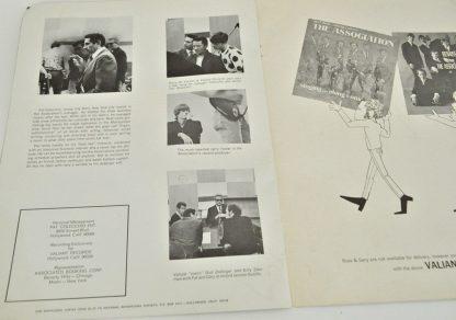 The Association 1967 concert tour book