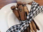 How To Make These Farmhouse Clothespins