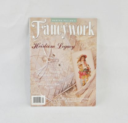 Martha Pullen's Fancywork Magazine Summer 1998 Volume 1 #4
