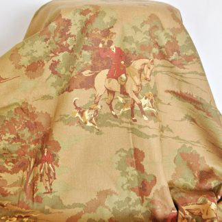 Schumacher Gramercy Scotch Hunt Fabric