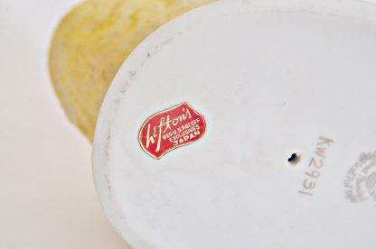 Vintage Lefton label