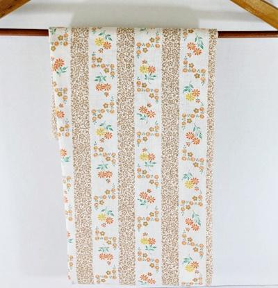 Vintage Flour Sack Fabric